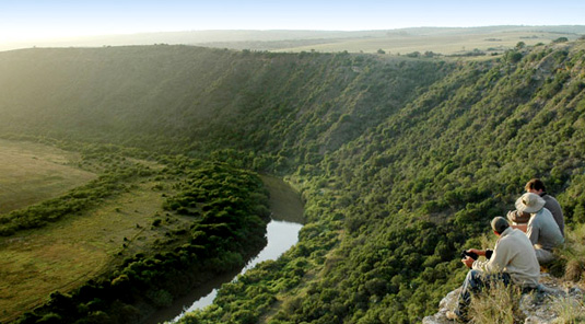 Amakhala Game Reserve, Eastern Cape, South Africa