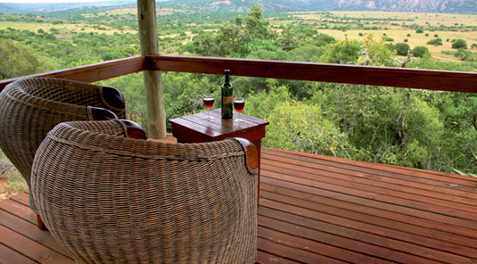 Amakhala Game Reserve - Woodbury Lodge