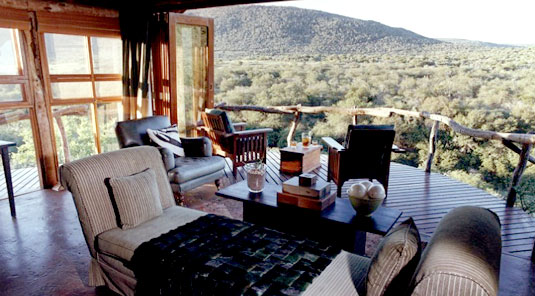 Great Fish River Lodge - Kwandwe Private Game Reserve