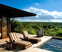 Ecca Lodge - Kwandwe Private Game Reserve